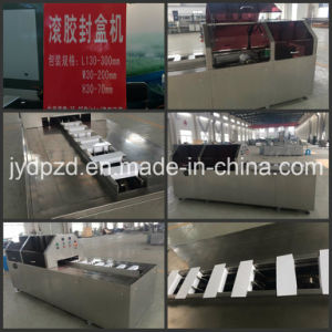 High Speed Box Sealing Machine for Nut Packing and Boxing