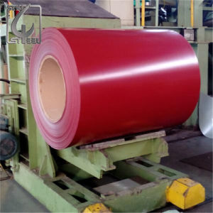CGCC, Dx51d Color Painted Steel Coil for Roofing and Construction pictures & photos