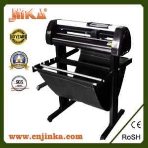 Luxurious Vinyl Cutting Plotter 721/with Basket/Jinka pictures & photos