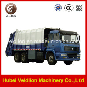 Dongfeng 6X4 16m3 Compactor Garbage Truck pictures & photos