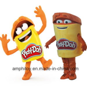 Hasbro Play-Doh Mascot Cartoon Costume Customized Mascot Costume pictures & photos