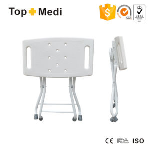 Bathroom Safety Equipment Foldable Lightweight Bath Bench Shower Chair pictures & photos