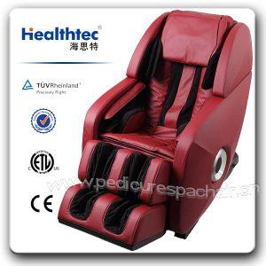 Original Wholesale Healthcare L Shape 3D Zero Gravity Massage Chair (HK18) pictures & photos