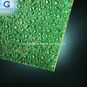 1220X2440mm 1.6mm 1.8mm 2mm Embossed Sheet Solid PC Sheet pictures & photos