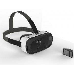 Vr8, 3D Vr Headset Suit for Blow 6 Inch Smartphone, 1080P Resolution