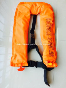 Solas Twin Air Chamber Automatic Inflatable Lifejacket pictures & photos
