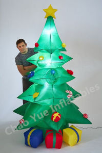 2015 New Hot Christmas Tree Inflatable for Christmas Decoration (CYAD-1454) pictures & photos