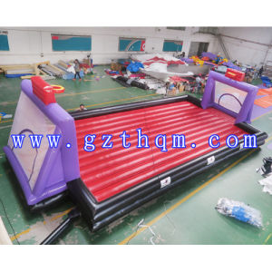 Children Outdoor Sports Inflatable Football Field pictures & photos