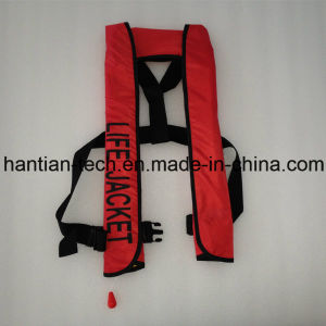 Ec150nsingle Air Chamber Lifejacket Approval by Ec (0511) pictures & photos