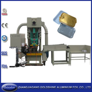 The Best Service of Automatic Aluminum Foil Container Machine pictures & photos