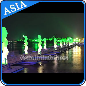Advertising Lighting Inflatable Column, Inflatable Cylinder, Inflatable Pillar pictures & photos