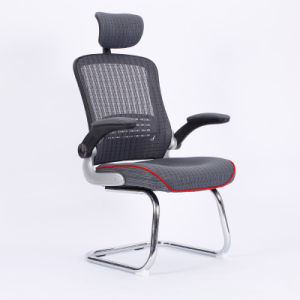 China Manufacturer Ergonomic Mesh Chair Office Visitor Chair (SZ-GC014) pictures & photos