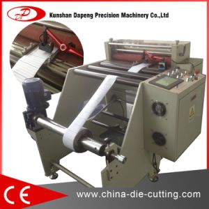 Medical Sterilization Indicator Card Paper Cutting Machine Price pictures & photos