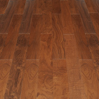 Walnut Multi Layer Engineered Wood Flooring pictures & photos