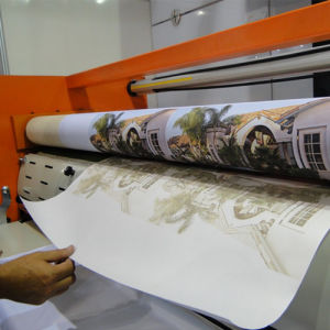100g Dye Sublimation Paper for Polyester, Fabric pictures & photos