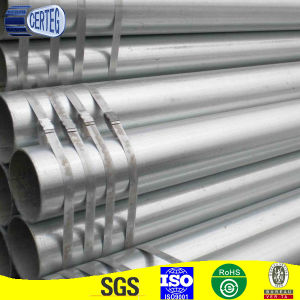 ASTM A106B SCH40 Carbon Steel Welded Round Gi Pipes pictures & photos