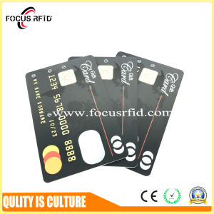 ISO RFID Contact IC Card Customized Logo Printing pictures & photos