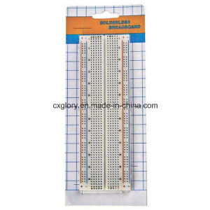 830 Point Solderless Breadboard pictures & photos