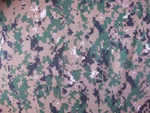 Fy-DC19 600d Oxford Digital Camouflage Printing Polyester Fabric pictures & photos