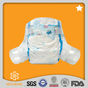 Super Soft Cotton Baby Diaper with OEM Brand in Nigeria pictures & photos