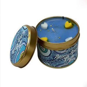 Luxury Glass Soy Wax Candle Jar for Christmas Gift pictures & photos