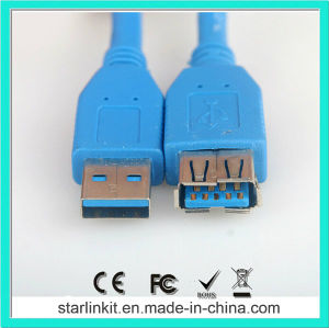 USB Type a Male to Type a Male Extension Cable pictures & photos
