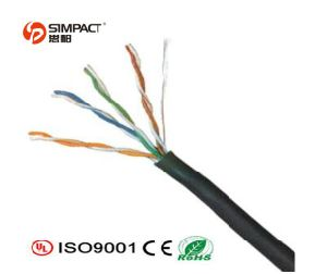 UL / CE/ RoHS Rated Outdoor Cat5e Cable pictures & photos