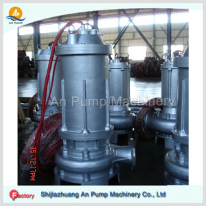 Heavy Duty Stainless Steel Submersible Sewage Pump pictures & photos