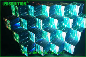 Creative Indoor Full Color LED DJ Booth Display Screen pictures & photos