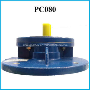 Helical Geared Units PC Helical Gearbox Coupling to Electric Motor pictures & photos