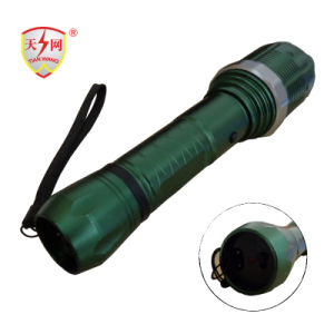Aluminum Alloy Voltage Electric Shock Flashlight (TW-8810) Stun Guns pictures & photos