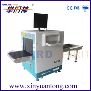 X-ray Baggage Scanner Security Equipment Xj5335 pictures & photos