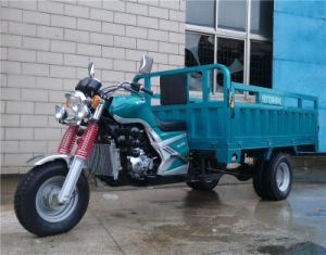 Cargo Tricycle, Heavy Load, Water Cooled, Five Wheels 150cc, 200cc, 250cc Tricyle, Machineshop, Engieering, Three Wheel Motorcycle pictures & photos