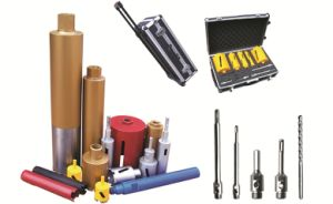 Diamond Core Drill Bits for Drilling Concrete and Building Materials pictures & photos