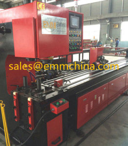 EMM60C Pipe Puncture Machine, Nc Tube Puncture Machine, Pipe Hole Punching