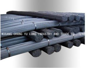 High-Strength Steel Hot Rolled Concrete Reinforced Deformed Steel Rebar pictures & photos