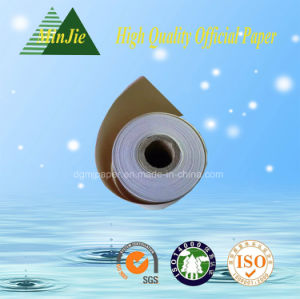 Carbonless Cash Register Paper Roll with Good Quality pictures & photos