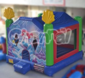 Newly Mermaid Inflatable Bouncer Chb379 pictures & photos