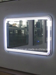 Modern Bathroom LED Backlit Mirror pictures & photos