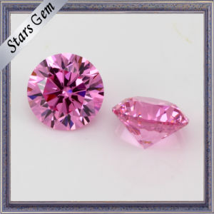 Wonderful Star Cut 8heart and 8arrow Pink Gemstone pictures & photos