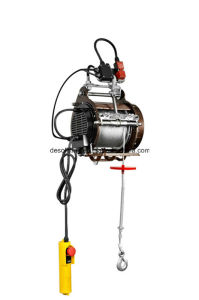 Suspending Fast Electric Hoist with Light Weight pictures & photos