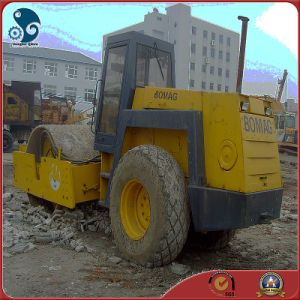 Single Drum Bomag (BW217D) Road Roller for Vibration-Road-Equipment pictures & photos