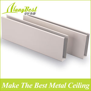 Decorative Aluminum Linear Baffle Ceiling pictures & photos