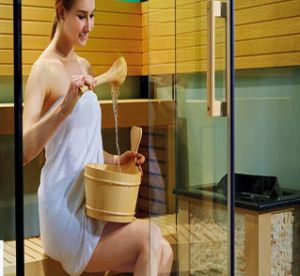 Monalisa Small New Design Sauna and Steam Room (M-6030) pictures & photos