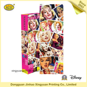Marilyn-Stamps Slim Puzzles 1000PCS (JHXY-PZ005) pictures & photos