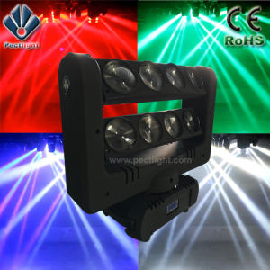 8X10W RGBW4in1 Disco LED Spider Moving Head Beam Light pictures & photos