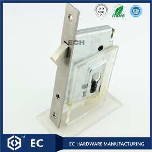 50mm Backset Steel Pocket Lock (50YMS)