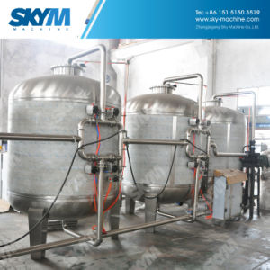 Water Treatment System/Reverse Osmosis Pure Water Production Plant pictures & photos