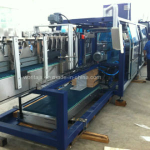 Hot Melt Carton Wrapping Around Machine (WD-40XB) pictures & photos