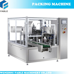 Automatic Rotary Doy Bag Packing Machine (Stand-Up&Zip Pouch) (FA8-300-L) pictures & photos